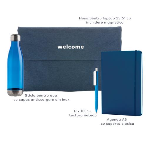 Set cadou personalizat welcome