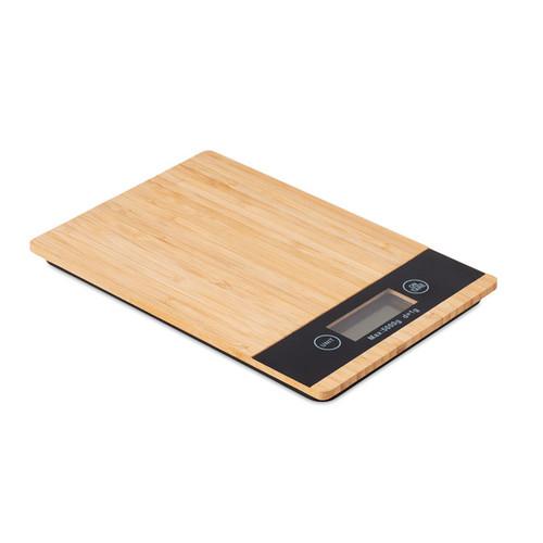 Precise - Bamboo digital kitchen scales