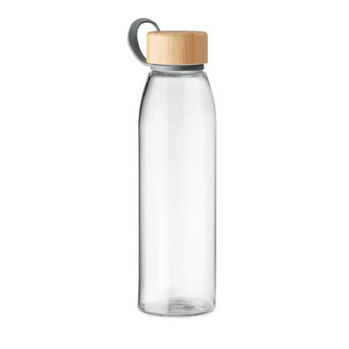 Fjord White - Glass bottle 500 ml