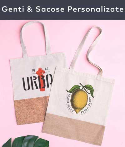 Sacoșe de Pânză| Materiale Promotionale Personalizate| Descoperă întreaga gamă de genți Goodie Bags