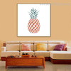 Ananas Botanical Nordic Framed Painting Photo Canvas Print for Room Wall Tracery