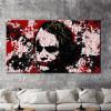 Joker Modern Wall Graffiti Painting Print for Living Room Wall Art Décor.