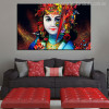Beautiful Lord Krishna Picture Perfect for Living Wall Décor