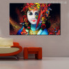 Beautiful Lord Krishna Picture Print for Wall Decoration