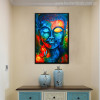 Buddha Picture Print for Home Wall Décor