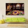 Masjid Indoor Islamic Religion & Spirituality Contemporary Framed Artwork Shot Print for Room Wall Getup