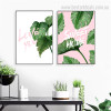 Sweet Love Quote Botanical Nordic Modern Framed Painting Photography Canvas Print for Room Wall Garnish