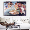 The Birth of Venus Painting Print for Room Wall Art Decor