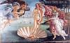 The Birth of Venus Painting Print
