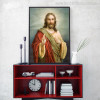 Jesus Christ Painting Print for Wall Art Decoration