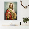 Jesus Christ Painting Print for Living Room Wall Art