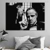 Marlon Brando Picture Canvas Print for Bedroom Wall Picture