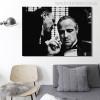Marlon Brando Picture Canvas Print for Room Wall Picture