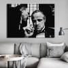 Marlon Brando Picture Print for Room Wall Decor