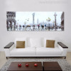Richard Macneil Painting St Marco Reflection Print for Living Room Decor