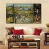 The Garden of Earthly Delights Oil Painting Print