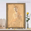 Chinese Buddha Religious Framed Painting Photo Canvas Print for Room Wall Decor