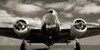 Vintage Airplane Wall Art Picture Print