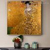Portrait of Adele Bloch Bauer I Gustav Klimt Reproduction Figure Framed Painting Photo Canvas Print for Room Wall Onlay