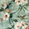 Hummingbirds Beautiful Painting Print