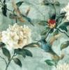 Hummingbirds Beautiful Painting Canvas Print