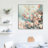 Cornus Florida Flowers Superb Traditional Painting Print for Wall Hanging