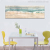 Coast Marvelous Abstract Watercolor Artwork Print for Wall Decor
