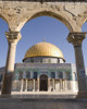 Dome of the Rock Mosque Picture Art Print