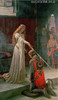 The Accolade Painting Print