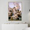 The Birth of Venus Painting Canvas Print