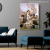 The Birth of Venus Painting Print for Living Room Wall Decor