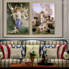 Angels Song (Song of The Angels) Painting Print for Living Room Decor