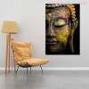 Lord Buddha Painting Print for Wall Decor