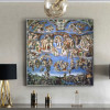 The Sistine Chapel Ceiling Painting Canvas Print for Wall Decor
