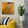 Adele Bloch Bauer I Painting Canvas Print for Living Room Wall Decor