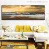 Landscape Painting Canvas Print