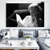 Marilyn Monroe Wall Art Canvas Print