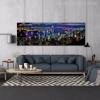 City Hong Kong Modern Wall Art Print for Living Room Decor