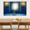 Islamic Koran Muslim Spirituality Modern Painting Canvas Print for Wall Decor