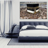 Masjid Al Haram Modern Islamic Picture Canvas Print for Bedroom Wall Decor