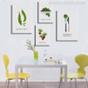 Vegetables Modern Wall Art Painting Print for Dining Room Decor
