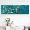 Blossom Almond Tree Vincent Van Gogh Painting Print for Living Room Decor
