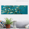 Blossom Almond Tree Vincent Van Gogh Painting Print for Living Room Wall Art
