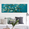Blossom Almond Tree Vincent Van Gogh Painting Print for Lounge Room Decoration