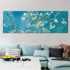 Almond Blossom Tree with Floweret Vincent Van Gogh Painting Print for Wall Decor
