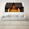 Islam Gate Muslim Religious Modern Canvas Painting Print for Living Room Decor