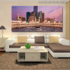 Great Mosque Religious Modern Painting Print for Living Room Decor