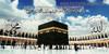 Sacred Mosque Muslim Religious Modern Wall Art
