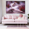 Figurante Abstract Figure Modern Painting Canvas Print For Room Wall Ornament