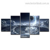 Marvelous Earth Nature Landscape Modern Framed Painting Pic Canvas Print